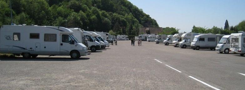 Les aires de service et stationnement pour camping-cars autour d'Annecy