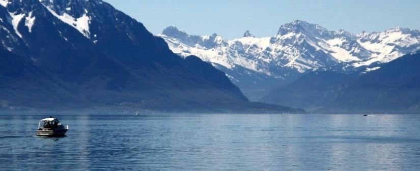 Les lacs autour d'Annecy: à pied, en vélo ou en bateau