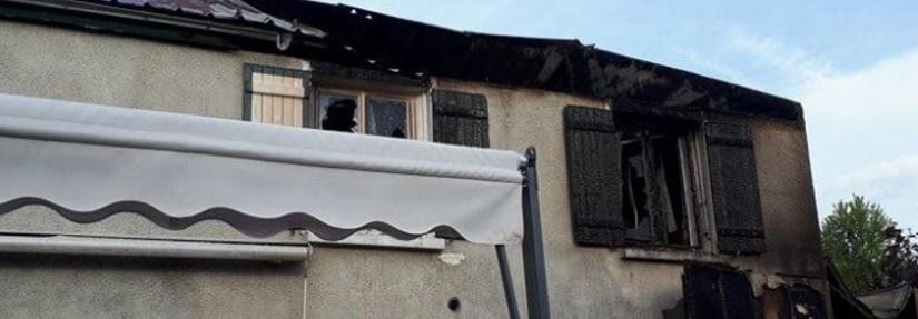 Un bel élan de générosité à Pringy après l'incendie d'une maison